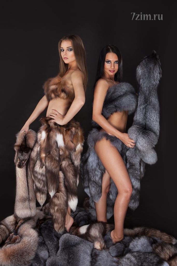 Меховые шапки Семь Зим