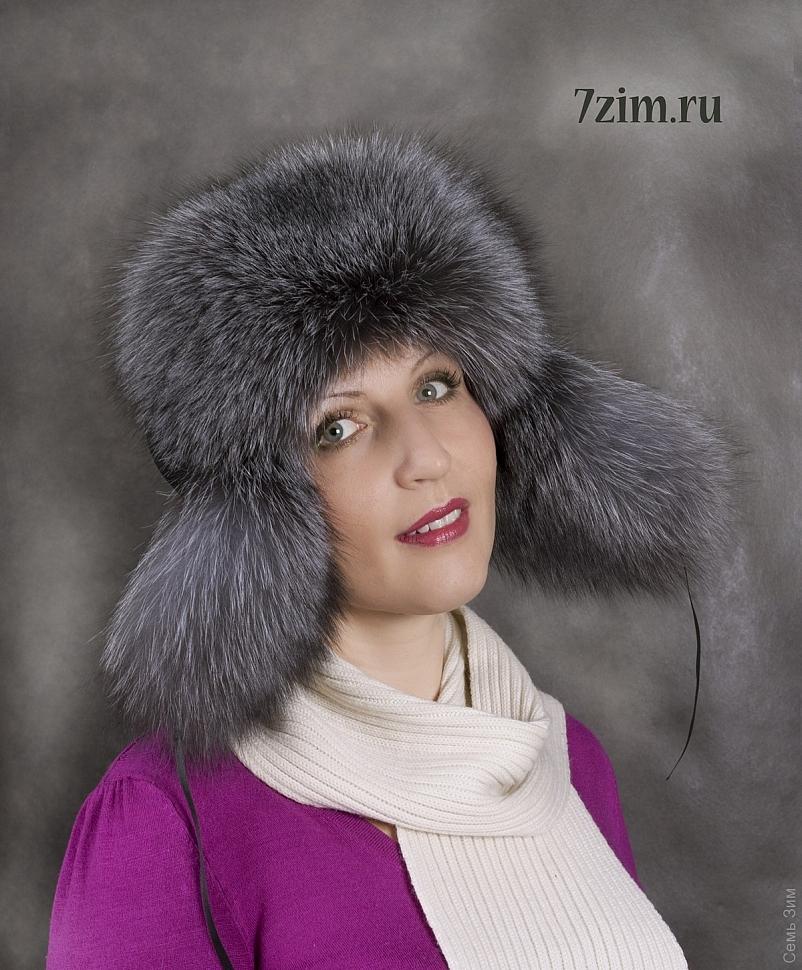 На данный момент можно выделить несколько шапок ушанок в зависимости от используемого меха, а именно. . Меховая